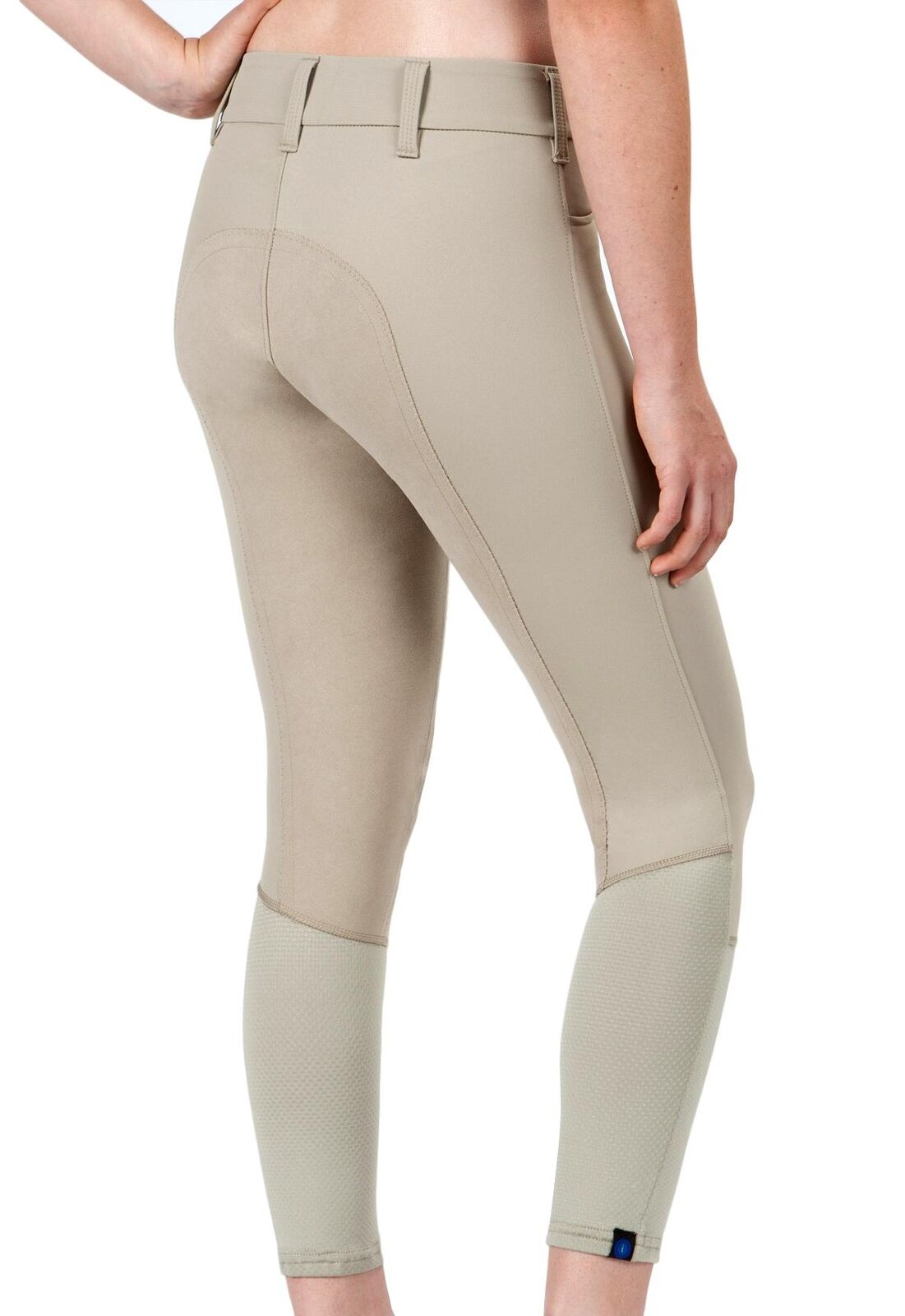 Irideon Hampshire Full Seat Riding Breeches Body Contouring Panels