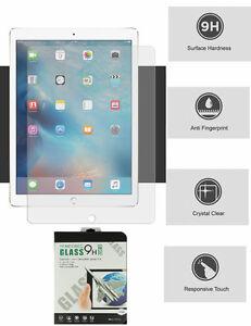 100-de-vidrio-templado-Genuino-Protector-De-Pantalla-Cubierta-Para-Nuevo-Apple-iPad-9-7-2017