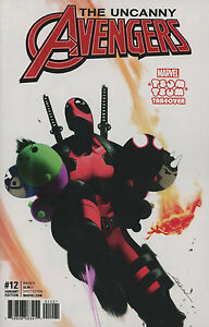 Marvel Comics Uncanny Avengers #12 2016 NM Volume 3