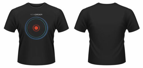 New Official NEW ORDER BLUE MONDAY 88 T-Shirt