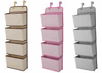 Delta Children 4-pocket Hanging Wall Organizers