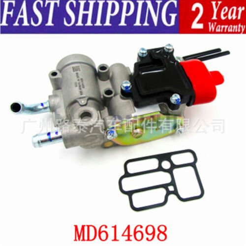 NEW Idle Air Control Valve MD614698 MD614696 For Mitsubishi Galant 2.4L Premium