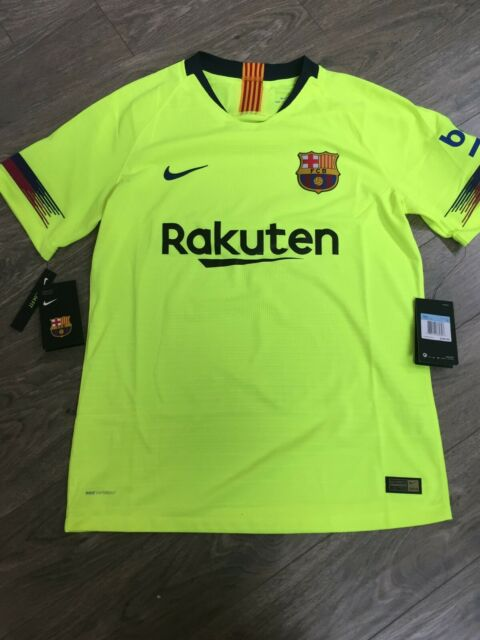 save off e0799 70b32 Nike Vaporknit FC Barcelona Jersey 918912-702 Men's Medium