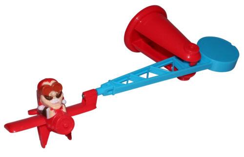 Looping Louie Kranarm mit Flugzeug und Aufkleber Hasbro Ersatzteil Edition 2015