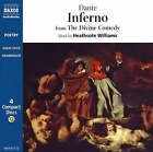 Inferno: From  The Divine Comedy by Dante Alighieri (CD-Audio, 2005)