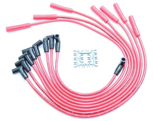 MAXX 549R 8.5mm Performance Spark Plug Wires 1956-76 Lincoln 368 430 460 462 HEI