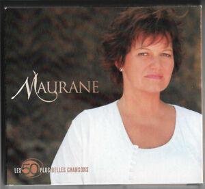 Cd - Maurane les 50 plus belles chansons