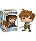 Funko Pop! Disney: Kingdom Hearts - Sora Figura Bobble Head