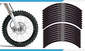 EXCEL-WHITE-BLACK-MOTOCROSS-MX-ENDURO-RIM-DECALS-GRAPHICS-STICKERS-21-034-18-034