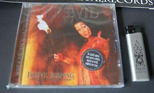 Freevil-freevil-burning-CD-ACCENDINO-Swedish-thrash-black-Witchery-NEW-OVP