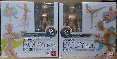 Bandai S.H Figuarts Body Chan Yabuki Kentaro orange pâle couleur ver en stock USA