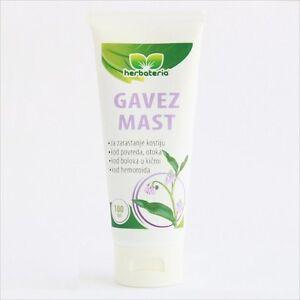 herbateria comfrey ointment 100ml gavez mast ebay