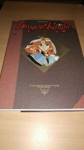 Dragon Knight 4 Perfect Guide Artbook Special Collection All 111 Pages-afficher Le Titre D'origine