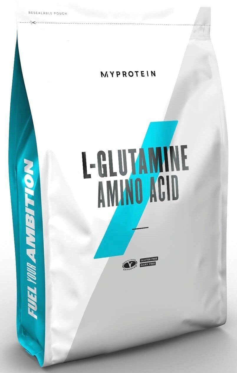 Glutamin L-Glutamin 1kg 500g My Protein Glutamine Aminosäuren MyProtein Aminos