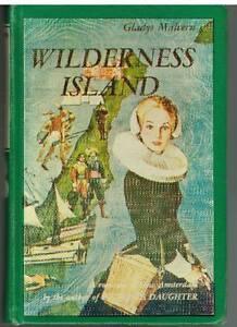 Wilderness-Island-by-Gladys-Malvern-1961-1st-Ed-Rare-Vintage-Book