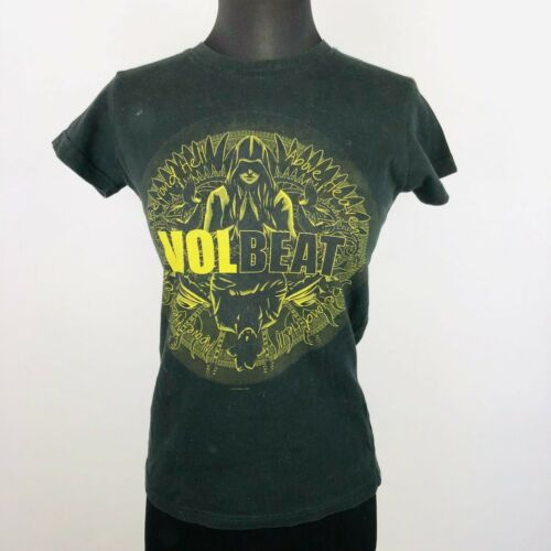 VolBEAT Band Above Heaven Beyond Hell Womens Graph