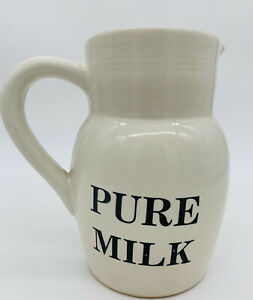 Vintage-Anthropologie-Ceramic-Milk-Jug-Made-In-Portuugal