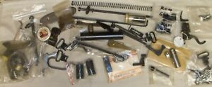 Gunsmiths junk drawer of misc parts