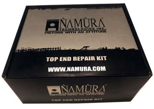 Namura Top End Rebuild Kit Kawasaki KVF300 BRUTE FORCE 2012-16 72.70mm Std Bore