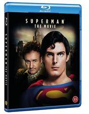 Superman The Movie Blu Ray (Region Free)