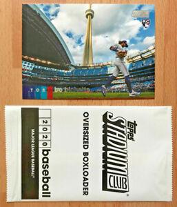 Bo-Bichette-2020-Topps-Stadium-Club-Rookie-Card-Oversized-Boxloader-RC-OBBB
