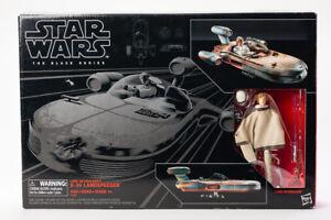 X-34 Landspeeder n ° 2 de Luke Skywalker de Star Wars Black Series