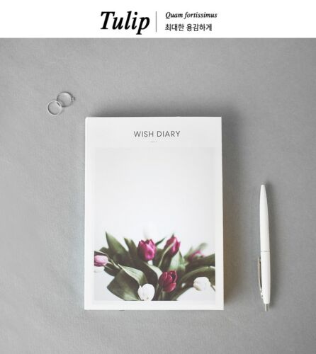 Dated Daily Monthly Yearly Planner Scheduler Calendar Journal Wish Diary Ver.3