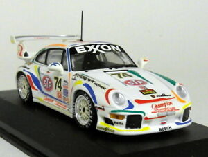 Minichamps-1-43-Scale-Porsche-911-GT2-24H-Daytona-039-96-Stuck-Diecast-model-car