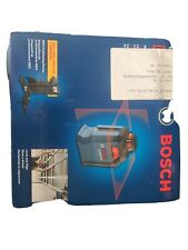 Bosch Gll220 360 Horizontal Cross Line Laser