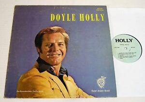 Doyle-Holly-RARE-1970-039-s-US-PROMO-Private-S-T-LP-Buck-Owens-Buckaroo