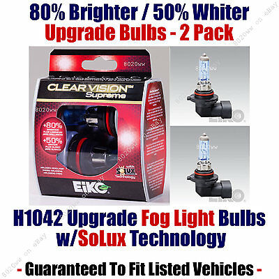 H1042 Fog Light Bulb 1pk OE Replacement Fits Listed Saab Vehicles