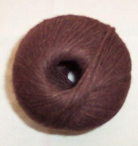 30/% off GEDIFRA  Korella Yarn-8412 Brown