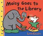 Maisy Goes to the Library by Lucy Cousins (Paperback / softback, 2009)