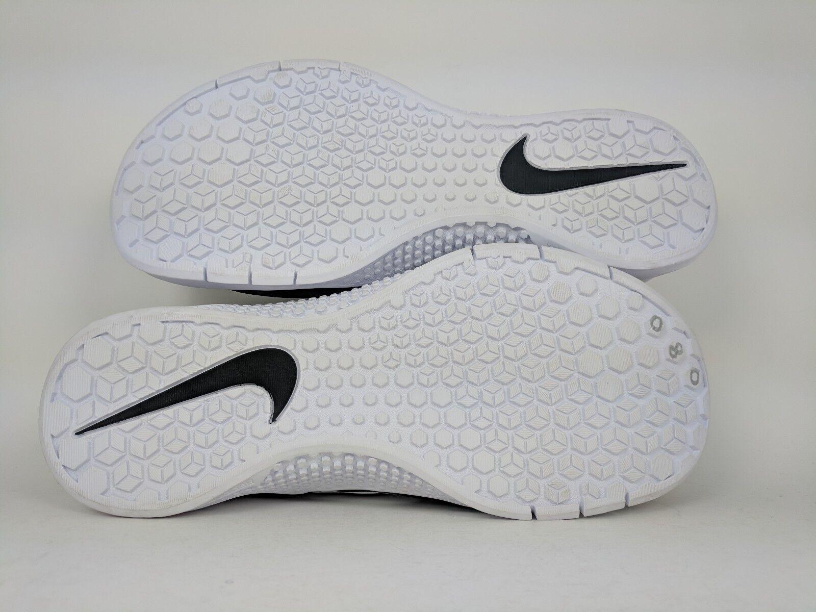 check out d1f18 e5caa ... Nike Men s Metcon 1 AMP PX Training Crossfit Shoes Shoes Shoes Black  White Sz 7 ...
