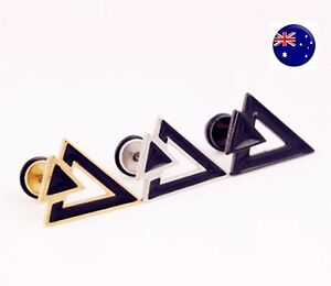 Women-Triangle-Geometry-316L-Surgical-Stainless-Steel-Titanium-Earrings-stud