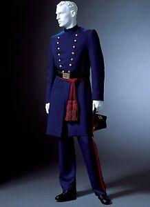 Details about M4745 McCall's Sewing Pattern Costume Men Civil War 1860  Military Uniform Sm-Lg