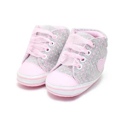 Babyschuhe Erste Wanderer Schnürschuhe Neugeborene weiche Sohle Schuhe