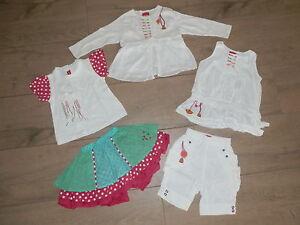 Marese-18-mois-TBE-jupe-tee-shirt-Top-tunique-debardeur-gilet-pantalon-KDO