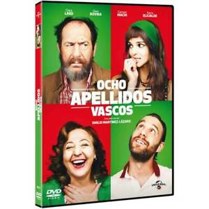 DVD-FILM-034-OCHO-APELLIDOS-VASCOS-034-New-and-sealed