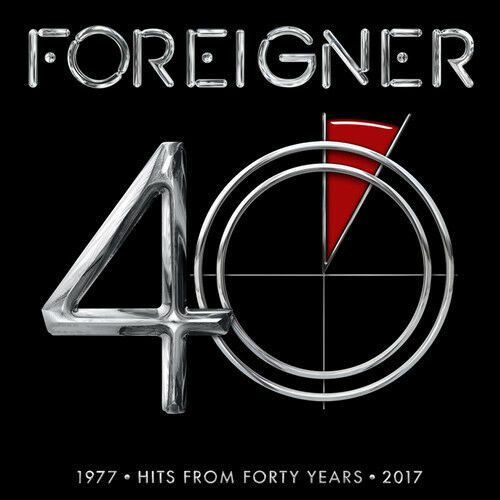 Foreigner - 40 [New Vinyl LP]