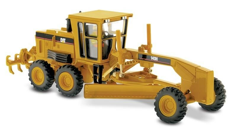 CATERPILLAR 140H  Motor Grader   1 50 Scale Diecast Masters - 85030