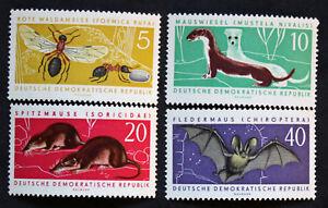 Stamp-Germany-Rda-Yvert-Tellier-N-582-IN-585-N-MNH-Cyn30-Stamp-Germany