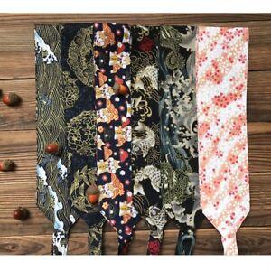 Japanese-Obi-Belt-Vintage-Wide-Corset-Floral-Yukata-Sash-Tie-Waistband-Retro