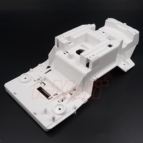 Tamiya CW01 White Colored Chassis 1:12 RC Cars Truck On Off Road #84344