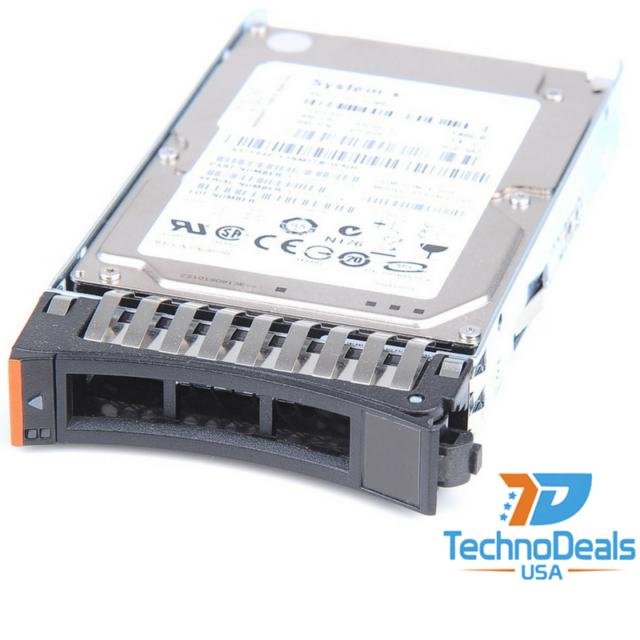 "IBM 146GB Internal 15000RPM 2.5"" 42D0677 42D0678 42D0681 HDD"