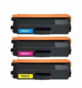 3Pk-TN315-TN-310-HY-Toner-Cartridge-For-Brother-HL-4150CDN-MFC-9970CDW