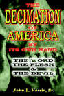 The Decimation of America by Its Own Hand by John L Harris Sr (Paperback / softback, 2004)