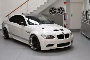 BMW EE SERIES COUPE WIDE BODY KIT M CONVERSION FOR I - 328i bmw coupe