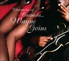 Chronicles of Carmela... [Digipak] by Wayne Goins (CD, 2011, Little Apple Records)