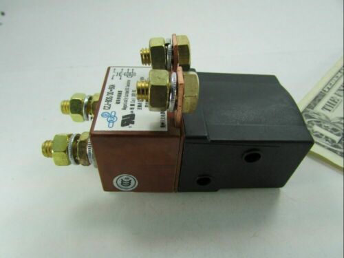 80A 60V Magnetically Latched DC Contactors CZJ-80S//30-60A 30VDC Coil RMT Relays